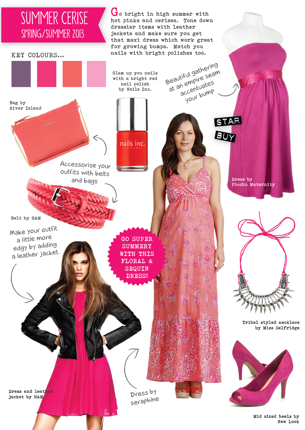 Going Out_Summer Cerise