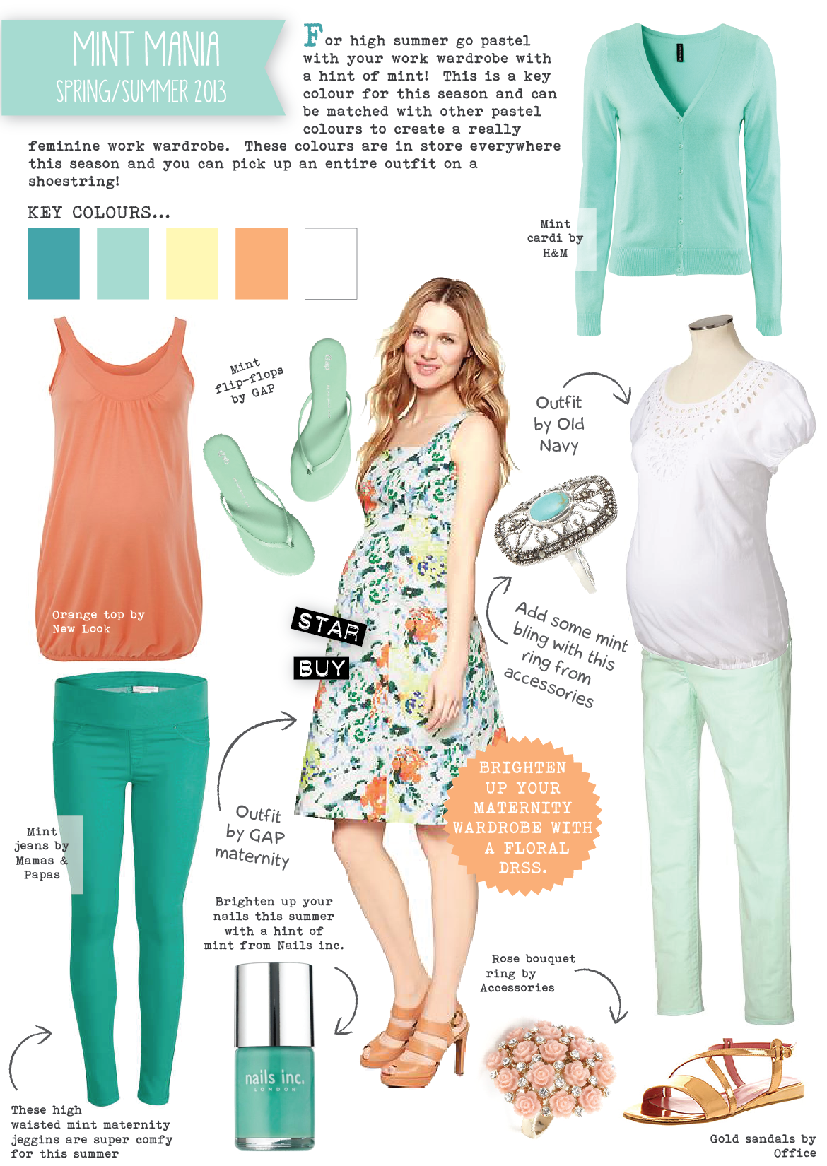 Maternity Office wear Spring/Summer 2013 (part 3) by Fashion ...